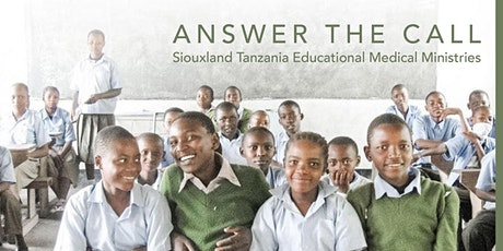 Siouxland Tanzania Educational Medical Ministries Fundraiser tickets