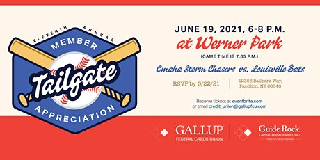 Gallup FCU & Guide Rock Capital 11th Annual Member Appreciation Tailgate tickets