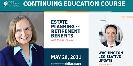 Virtual Continuing Education Course Featuring Natalie Choate tickets