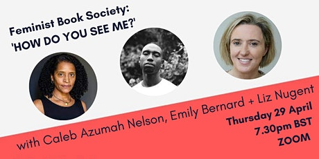 Feminist Book Society: 'HOW DO YOU SEE ME?' tickets