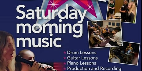 Free music taster day tickets