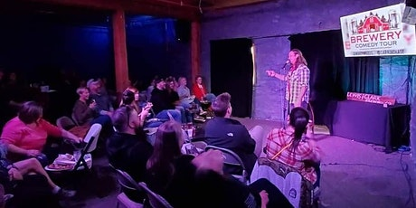 the BREWERY COMEDY TOUR at LEWIS & CLARK tickets