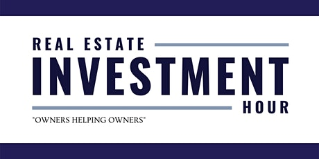 Real Estate Investment Hour tickets