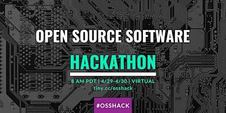 Open Source Hackathon ingressos