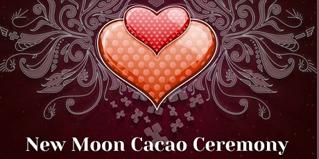 New Moon Cacao Ceremony - Online Tickets