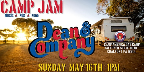 Camp Jam!  Dean and Company at Camp America Day Camp tickets