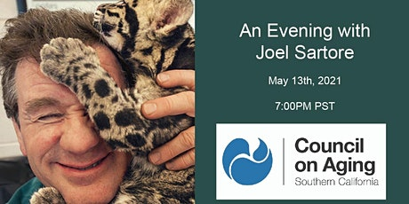 An Evening with Joel Sartore, National Geographic Photographer tickets
