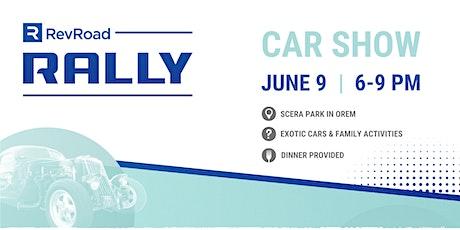 RevRoad Rally 2021 tickets