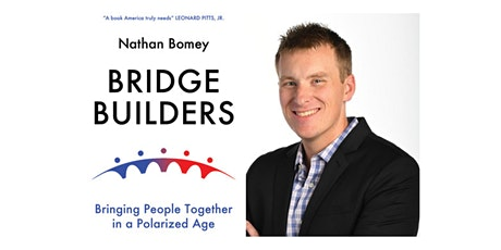 Nathan Bomey Discusses BRIDGE BUILDERS tickets