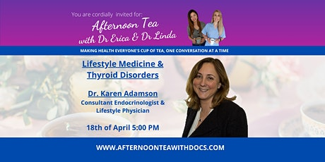 Lifestyle Medicine and Thyroid Disorders tickets