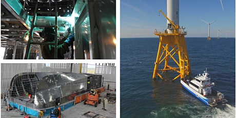 Taiwan-USA Supply Chain Collaboration in the Offshore Wind Industry tickets