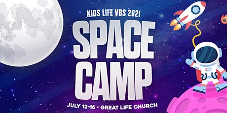 Space Camp 2021 tickets