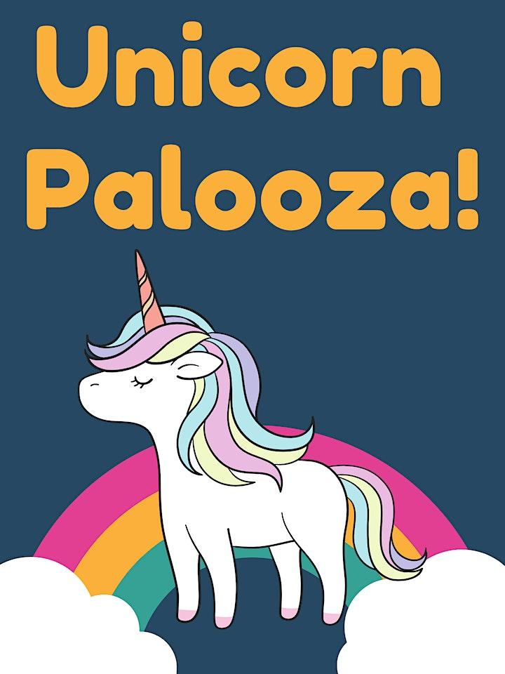 Unicorn Palooza (Preschool / Elementary School) image