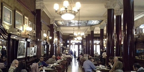 """""""Cafetín de Buenos Aires""""  Una visita guiada por la historia del tango ... entradas"""