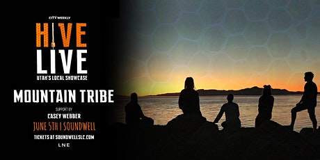 Mountain Tribe at Soundwell SLC tickets