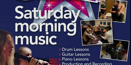 Free music taster sesion tickets