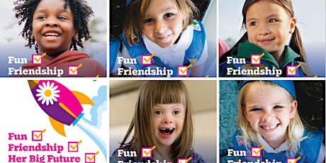 Make New Friends with Girl Scouts: April Vacation Week @6PM! tickets