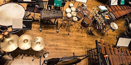 ULM Percussion Ensemble Concert tickets