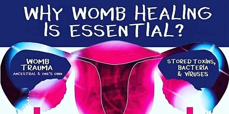 "Heal Thy Womb - Starting today ""3 Pathways to Healing Your Womb."" tickets"