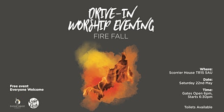 Firefall Worship Evening tickets