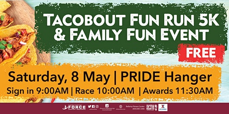 EAFB - Tacobout Fun 5k & Family Fun (In Person Event) tickets