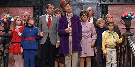 WILLY WONKA & THE CHOCOLATE FACTORY @ Electric Dusk Drive-In tickets