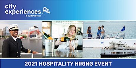 Virtual Hospitality Job Fair - Thursday, April 15th, 2021 tickets