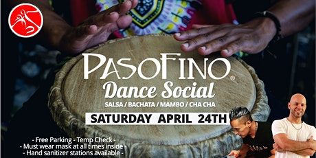PASOFino Dance Social: Sat April 24th tickets