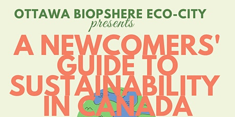 OBEC Newcomers Sustainability Workshop - Sense of Place tickets