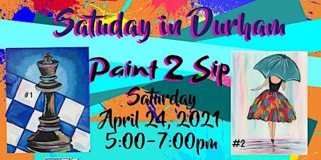 Paint 2 Sip tickets