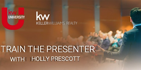 Train the Presenter with Holly Prescott tickets