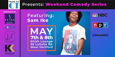 WknD Comedy Series Featuring Sam Ike! tickets