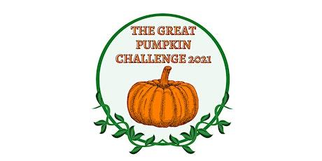 4-H BC Presents: The Great Pumpkin Challenge 2021 tickets