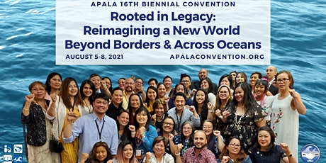 2021 APALA Convention tickets