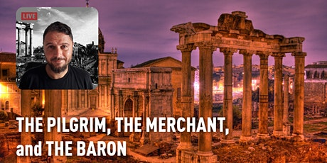 The Decline of the Empire: Rome Through the Dark Ages Virtual Tour tickets