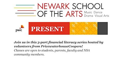 PWC Financial Literacy Series tickets