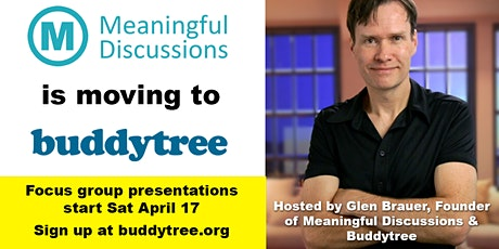 Buddytree Presentation (#4) tickets