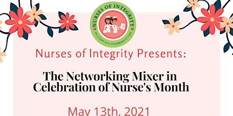 Nurses of Integrity Afterwork Networking Mixer tickets