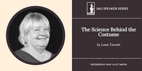 Speaker Series: The Science Behind the Costume tickets