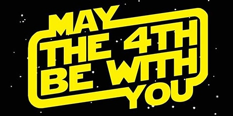 May the Fourth Be With You  Happy Hour and BBQ tickets