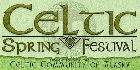 Celtic Spring Festival 2021 tickets
