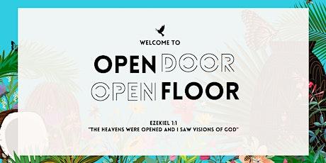 OPEN FLOOR OPEN DOOR: Prophetic Evening tickets