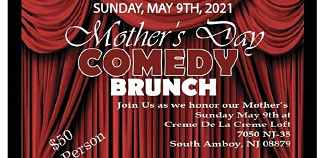 Mother's Day Comedy Show Brunch tickets