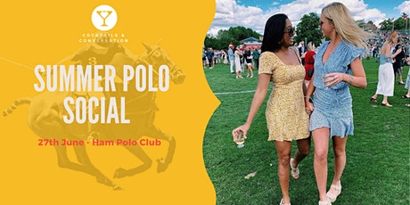 Summer Polo  Social tickets