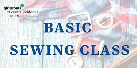 Basic Sewing Class tickets