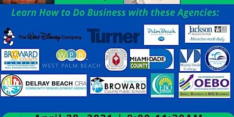 A Showcase of Florida's Supplier Diversity Programs tickets