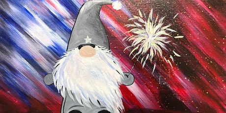 4th of July Gnome, Painting in Plains, Sat Jun 26, 2021 11am tickets