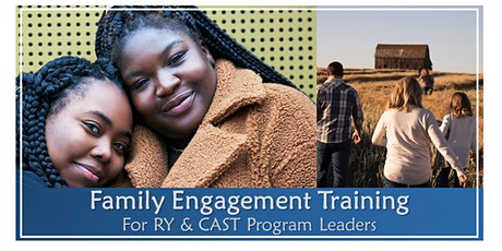 Family Engagement Training tickets