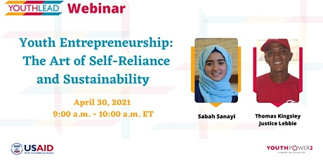 Youth Entrepreneurship: The Art of Self-Reliance and Sustainability biglietti