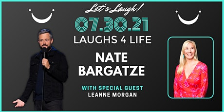 A Night of Comedy with Nate Bargatze and Leanne Morgan tickets